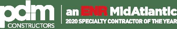 ENR Midatlantic 2020 Specialty Contractor of Year